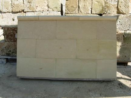 Rivestimento murale in pietra